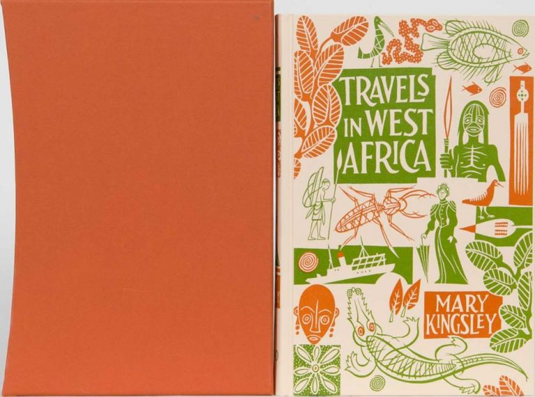 Travels in West Africa. Mary H. Kingsley.