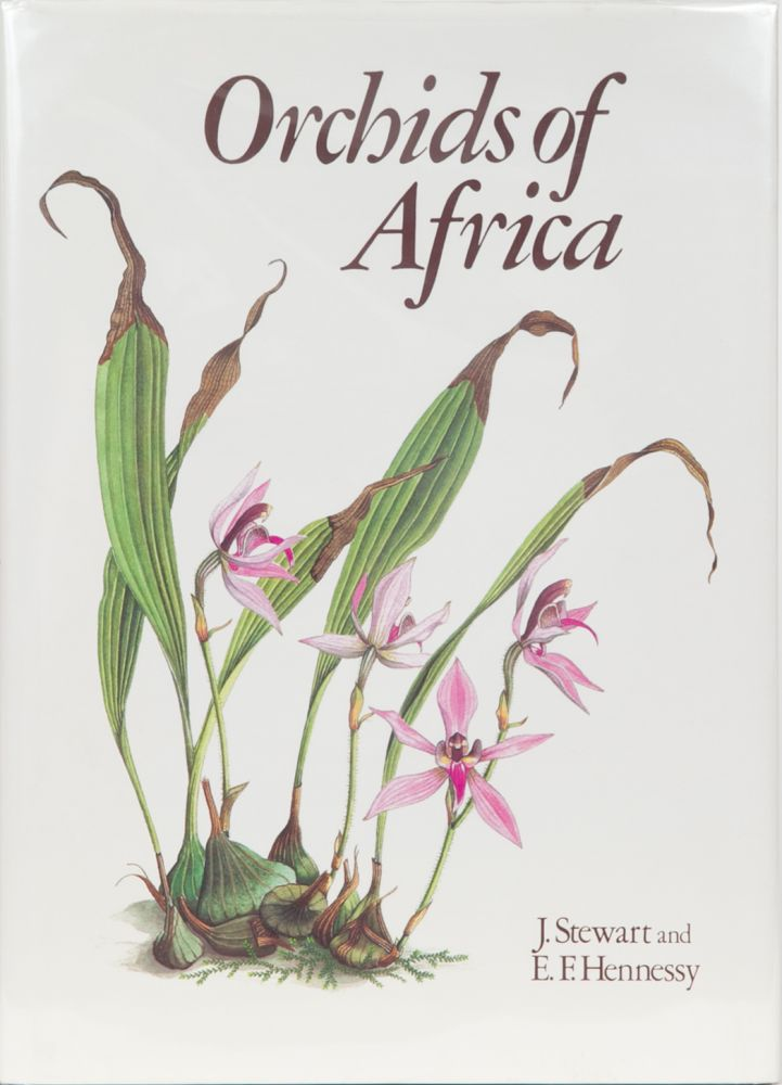 Orchids of Africa. J. Stewart, E. F. Hennessy.