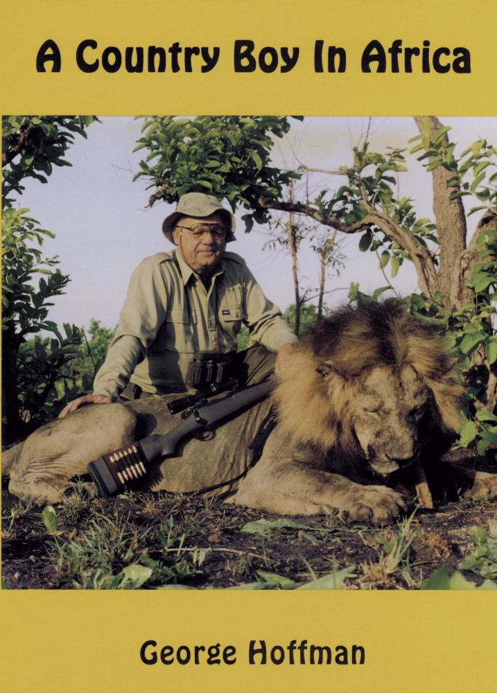 A Country Boy in Africa. George Hoffman.