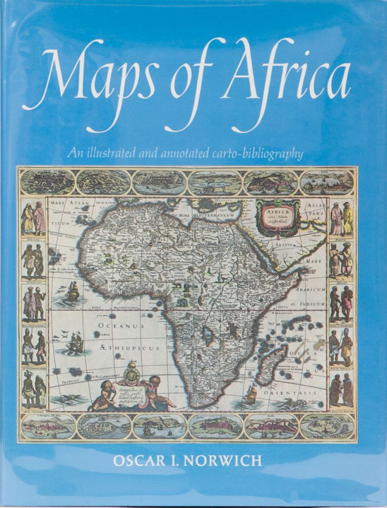 Maps of Africa. Oscar I. Norwich.