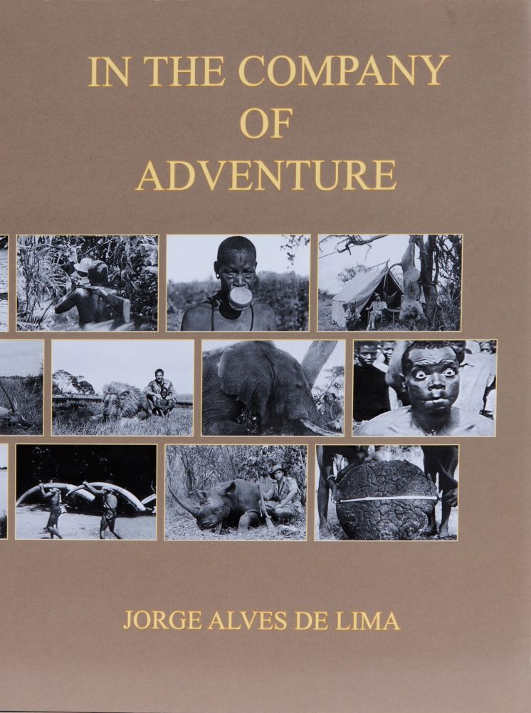 In the Company of Adventure. Jorge Alves De Lima.