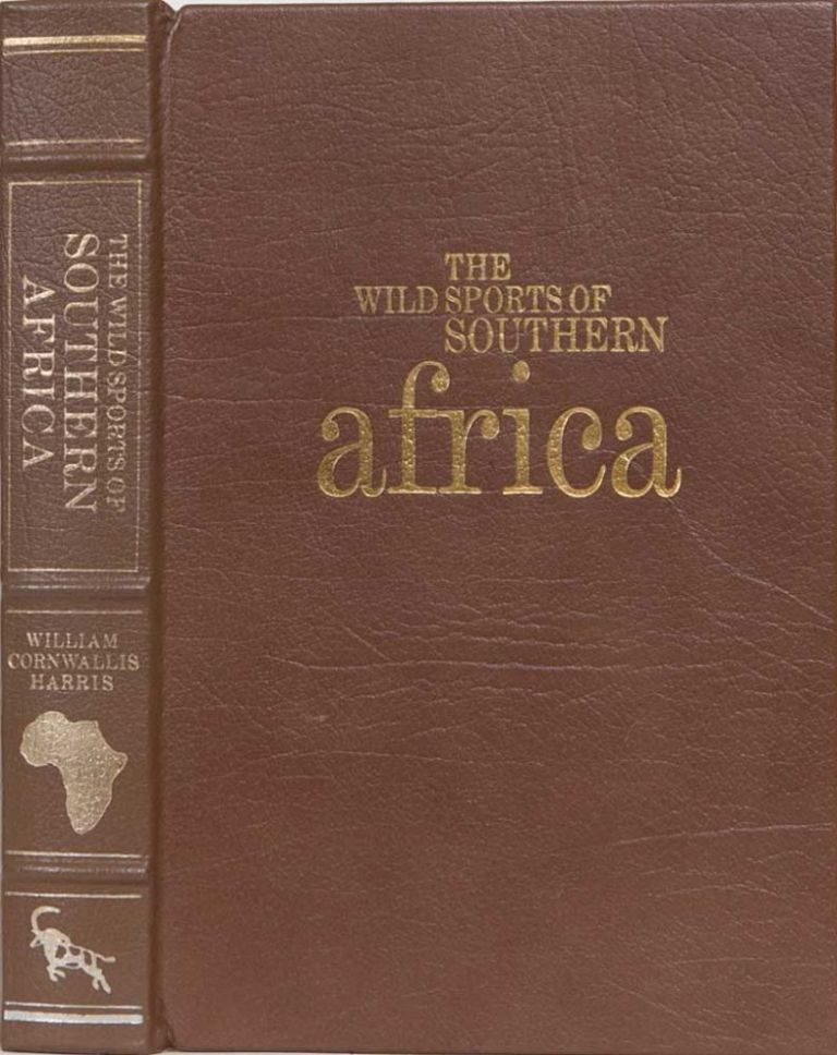 The Wild Sports of Southern Africa. William Cornwallis Harris.