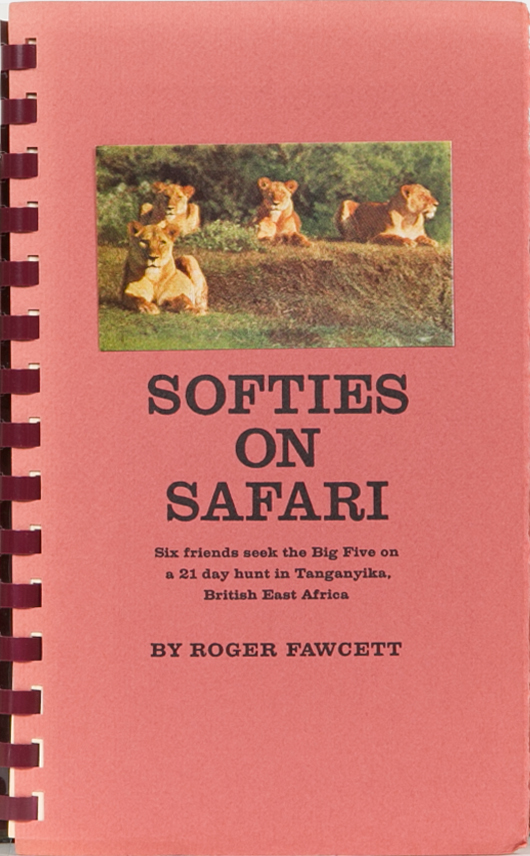 Softies on Safari. Roger Fawcett.