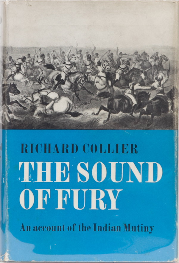 The Sound of Fury. R. Collier.