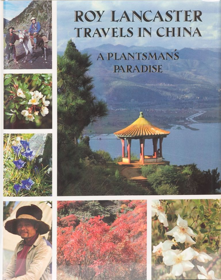 Travels in China. R. Lancaster.