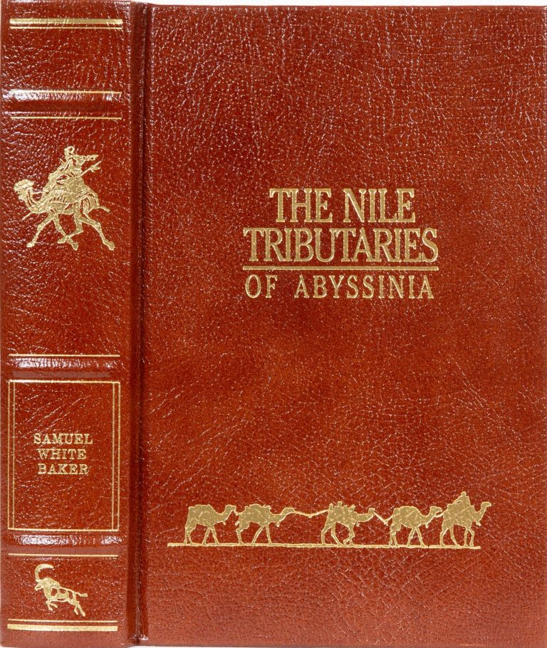 Exploration of the Nile Tributaries of Abyssinia. S. Baker.