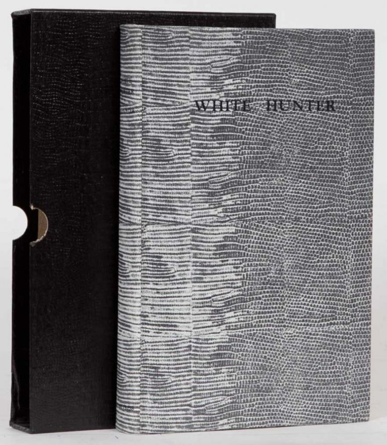 White Hunter. J. A. Hunter.