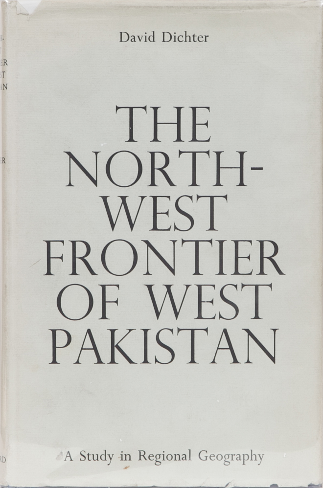 The North-west Frontier of West Pakistan. D. Dichter.