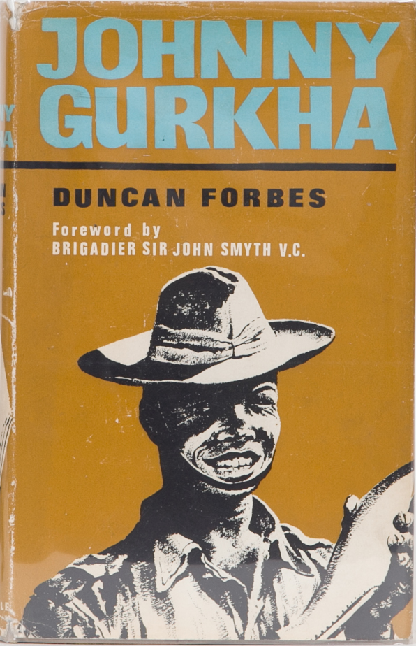 Johnny Gurkha. D. Forbes.