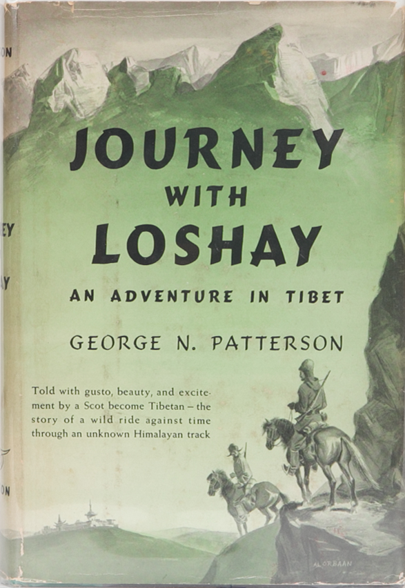 Journey with Loshay. George N. Patterson.