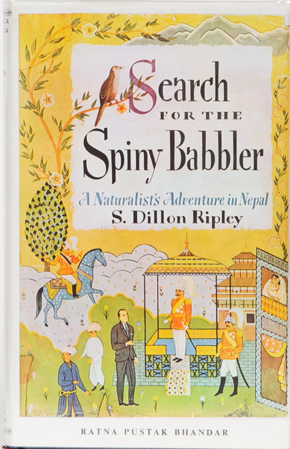 Search for the Spiny Babbler. S. Dillon Ripley.