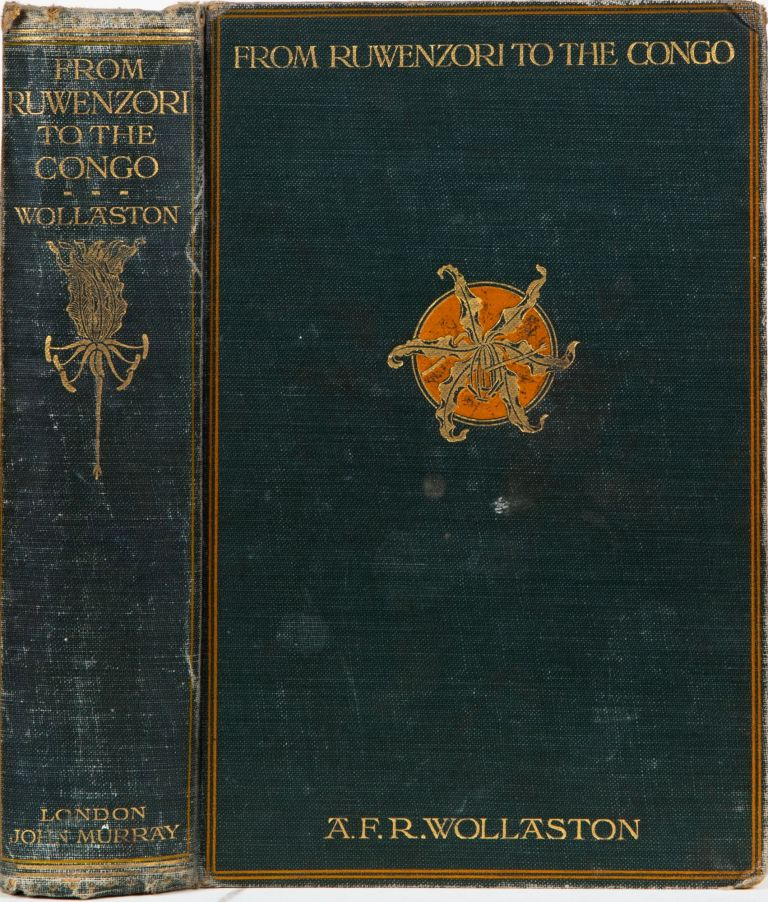 From Ruwenzori to the Congo. A. Wollaston.