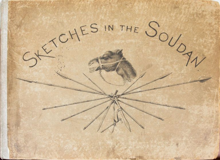 Sketches in the Soudan. Capt. Willoughby Verner.