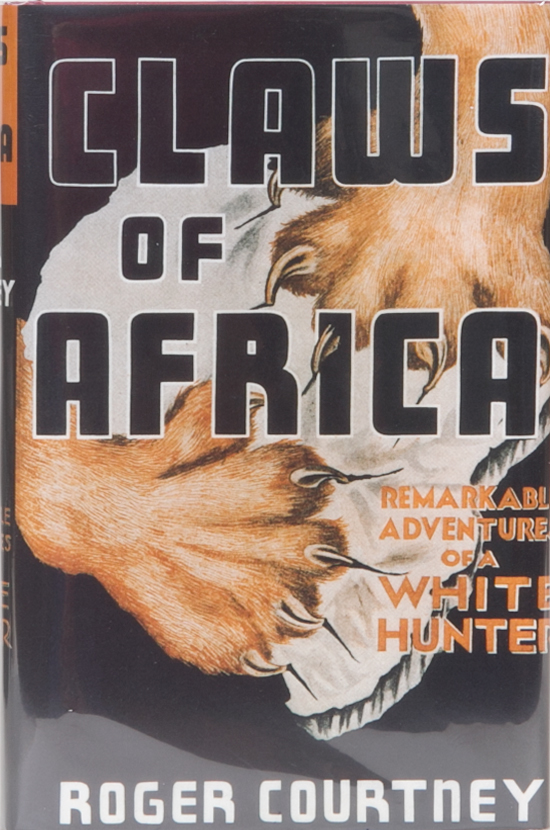 Claws of Africa. Roger Courtney.