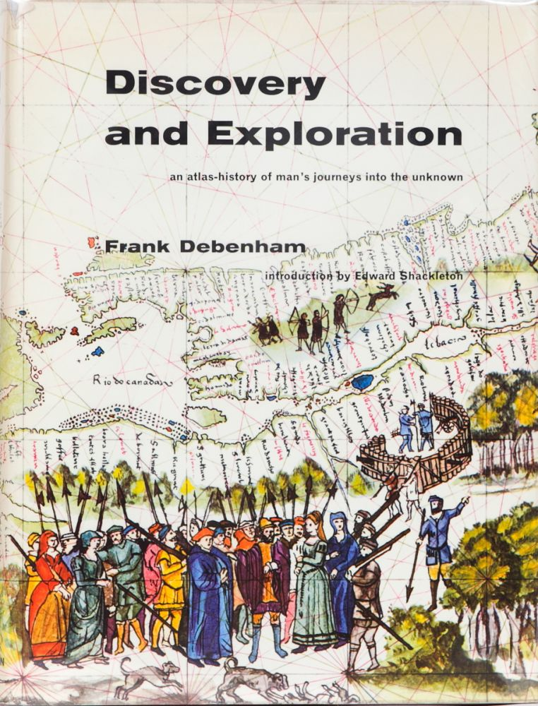 Discovery and Exploration. Frank Debenham.