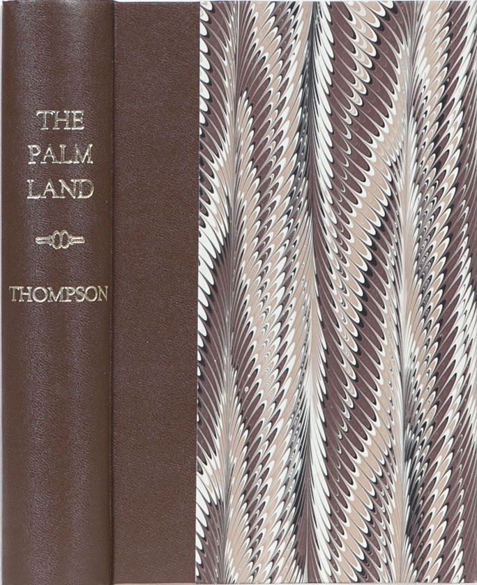 The Palm Land. George Thompson.