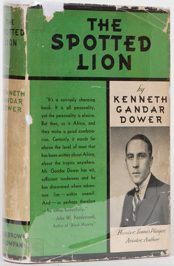 The Spotted Lion. Kenneth Gandar Dower.
