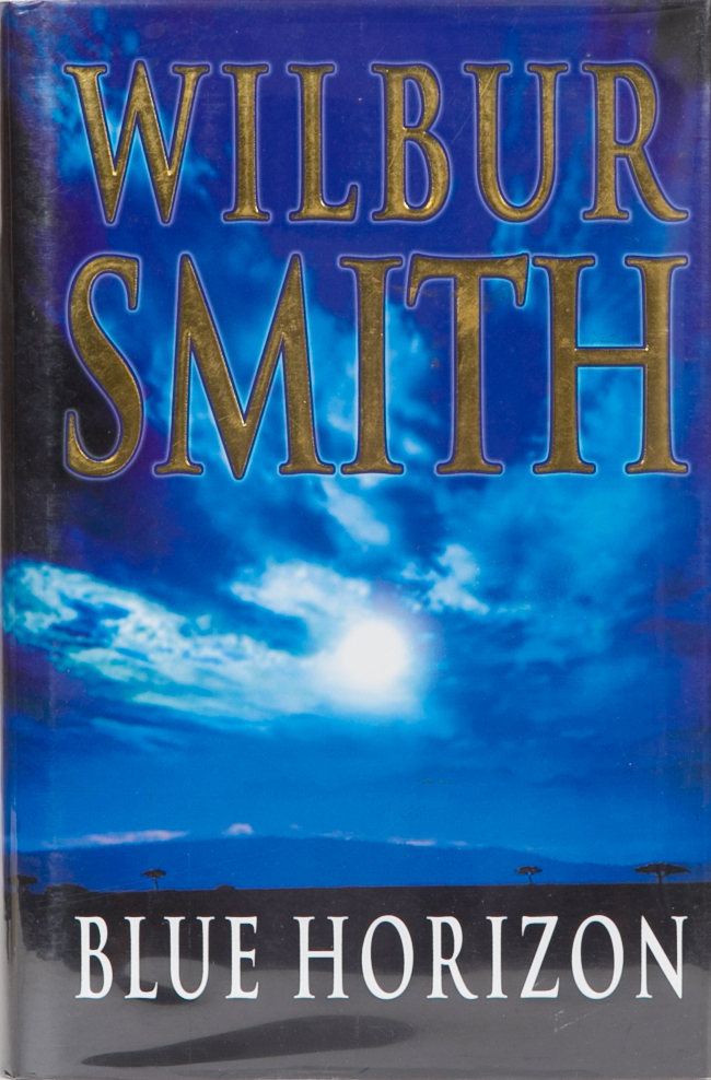 Blue Horizon. Wilbur Smith.
