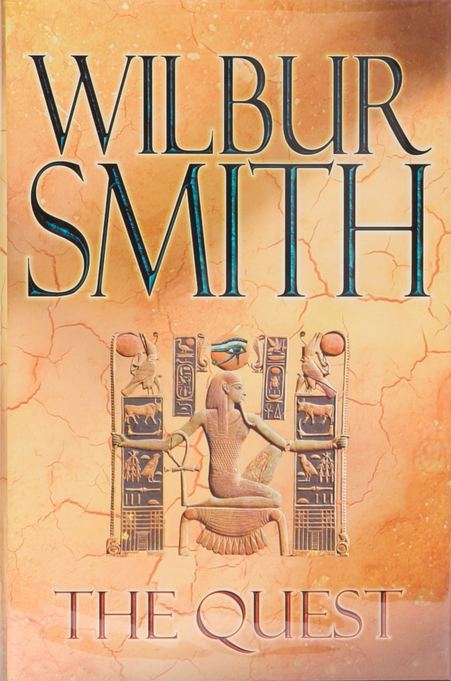 The Quest. Wilbur Smith.