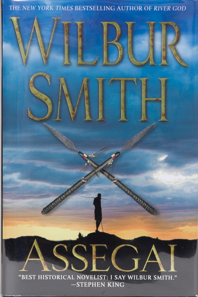 Assegai. Wilbur Smith.