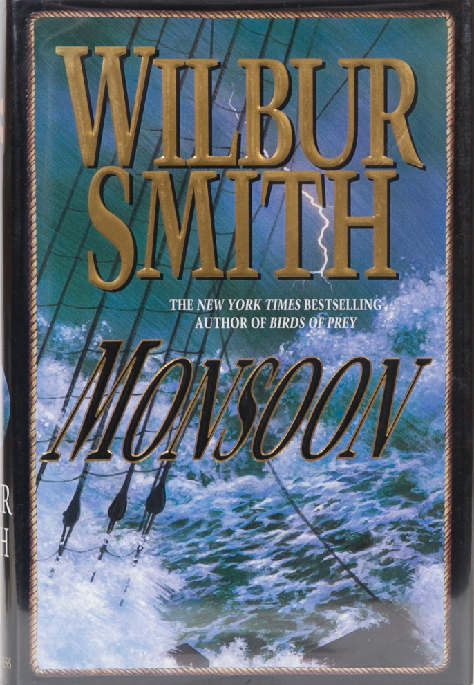 Monsoon. Wilbur Smith.