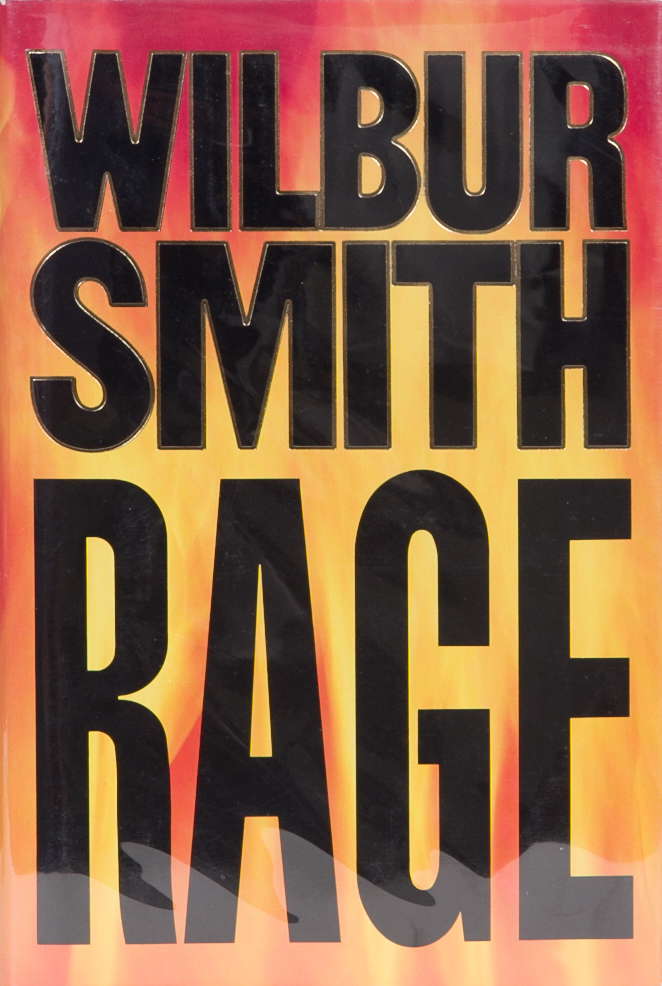 Rage. Wilbur Smith.