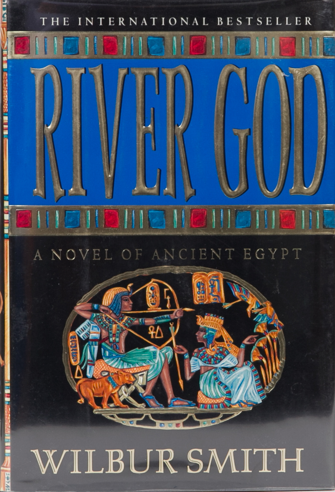 River God. Wilbur Smith.