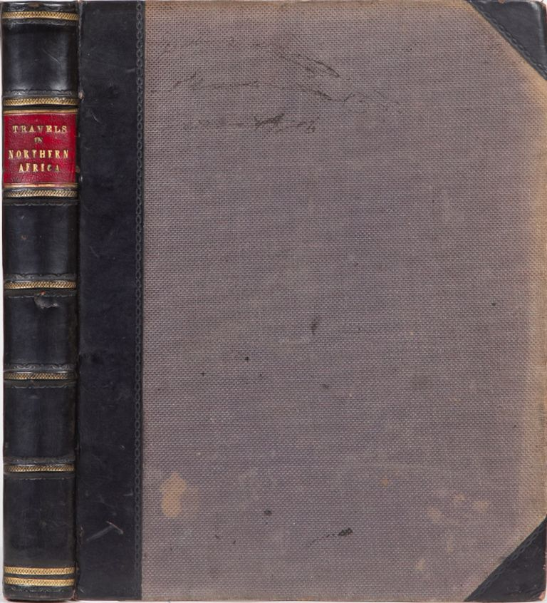 Narrative of Travels in Northern Africa. Capt. G. F. Lyon.