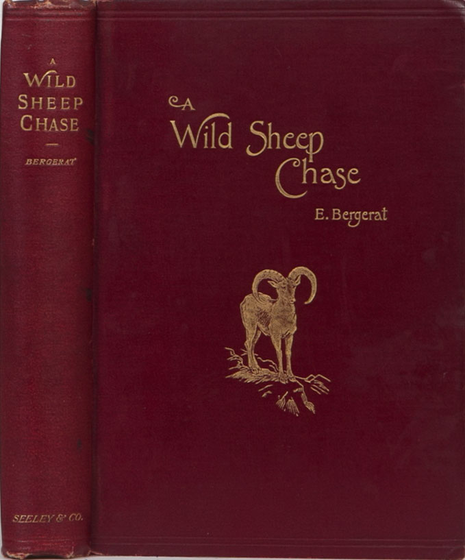 A Wild Sheep Chase. Emile Bergerat.