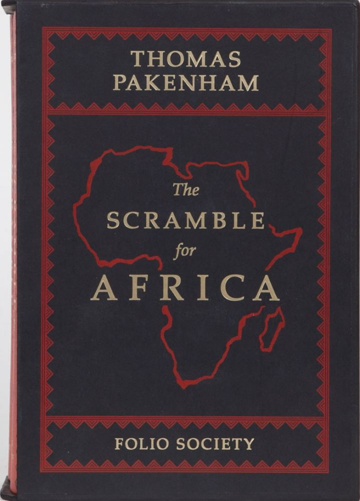 The Scramble for Africa. Thomas Pakenham.