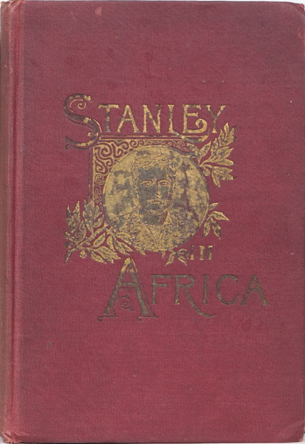 Stanley in Africa. A. Godbey.