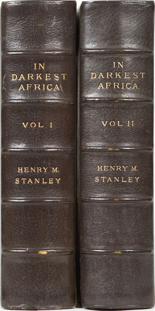 In Darkest Africa. Henry M. Stanley.