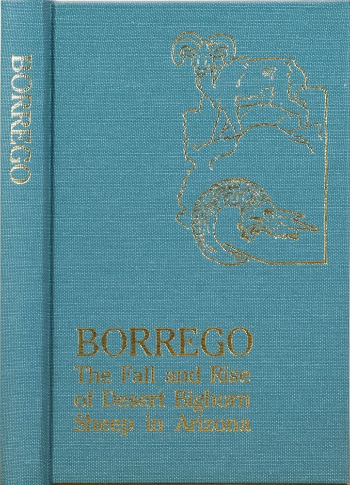 Borrego. Bill Hook, Raymond Lee.