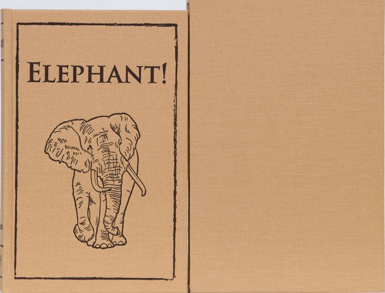 Elephant. C. Boddington.