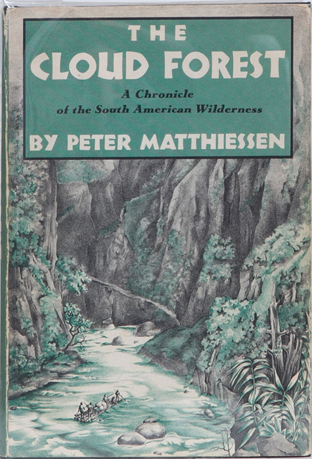 The Cloud Forest. Peter Matthiessen.