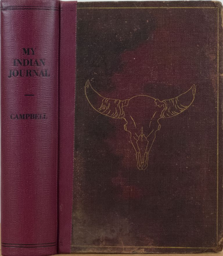 My Indian Journal. Col. W. Campbell.