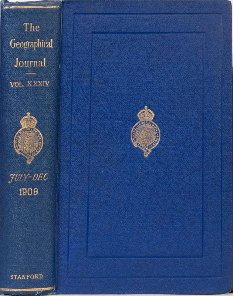 The Geographical Journal. Royal Geographical Society.