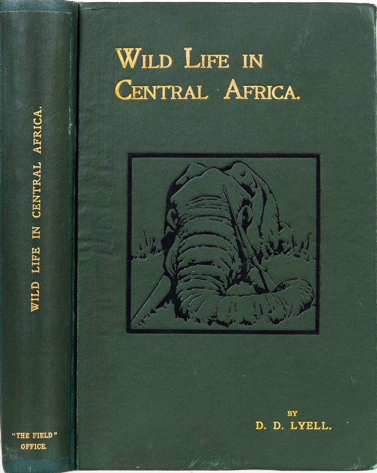 Wild Life in Central Africa. Denis Lyell.