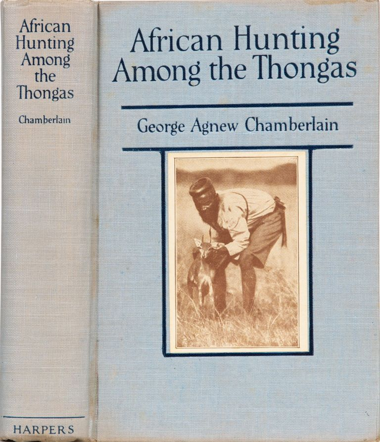 African Hunting Among the Thongas. G. Chamberlain.