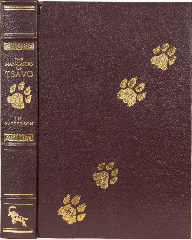 The Man-Eaters of Tsavo. J. H. Patterson.