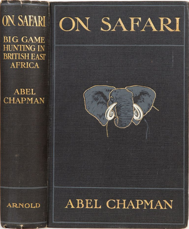 On Safari. Abel Chapman.