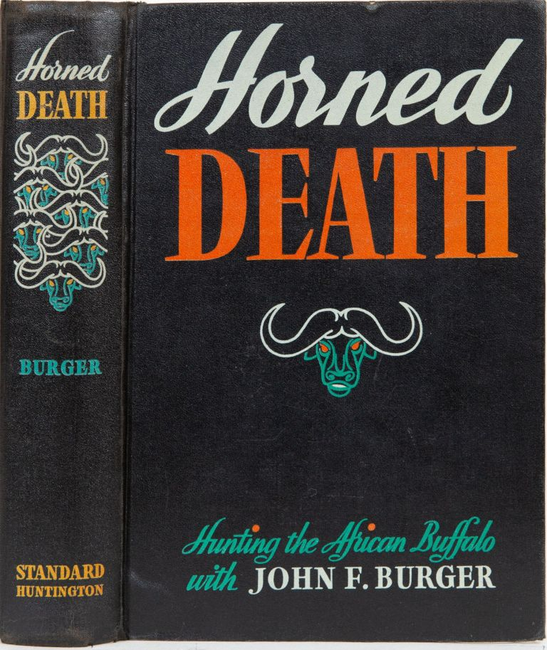 Horned Death. John F. Burger.