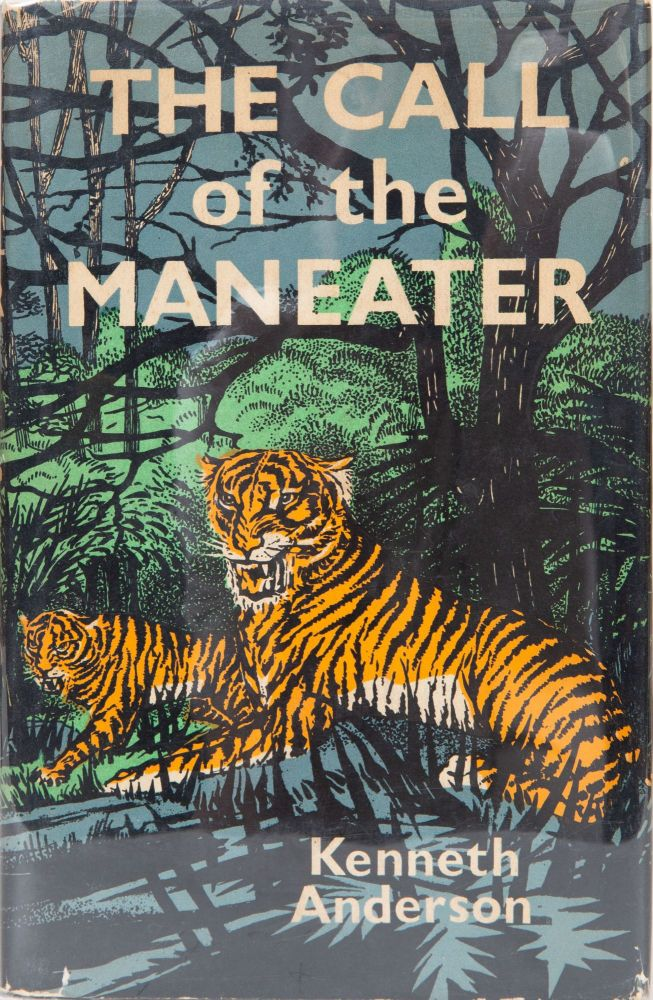 The Call of the Maneater. Kenneth Anderson.