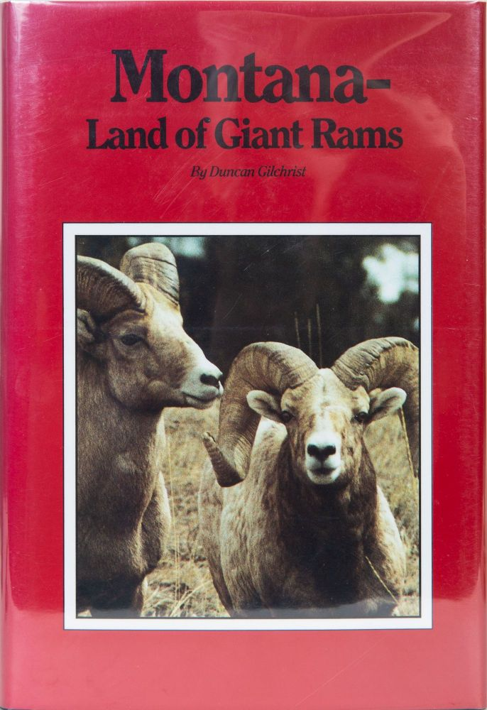 Montana - Land of Giant Rams. D. Gilchrist.