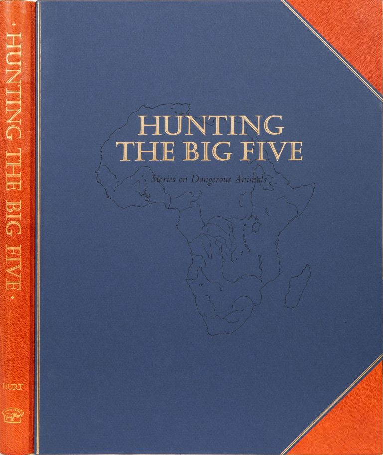 Hunting the Big Five. Robin Hurt.