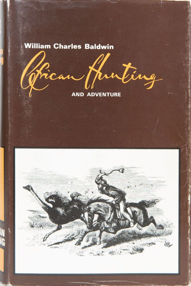 African Hunting and Adventure. William Charles Baldwin.