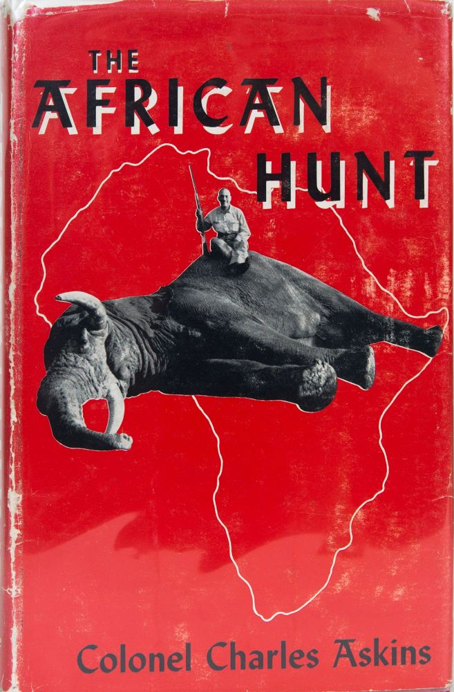 The African Hunt. C. Askins.