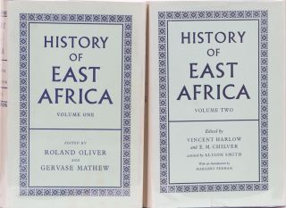 History of East Africa