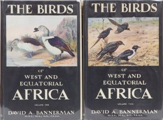 The Birds of West and Equatorial Africa