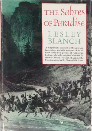 The Sabres of Paradise. Leslie Blanche.